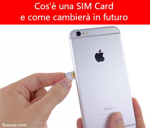 Cos'è una SIM Card e come cambierà in futuro
