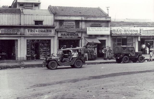 Nhịp sống đời thường ở phố núi Pleiku trước năm 1975