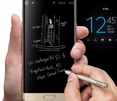 S-pen 2 Galaxy Note 7