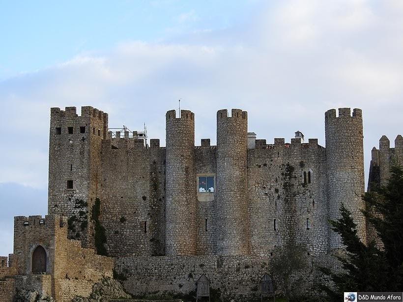 Castelo de Óbidos - O que fazer em Óbidos