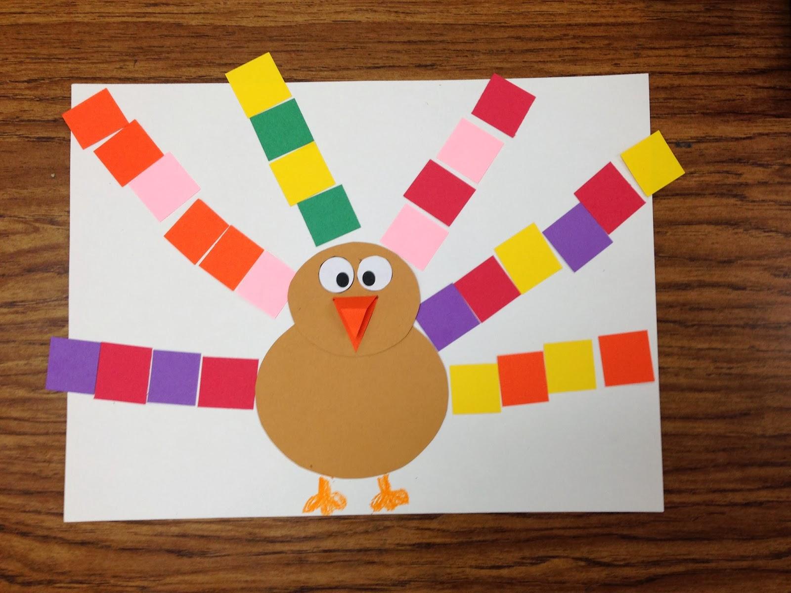 A Spoonful Of Learning Turkey Turkey Turkeys