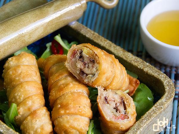 Receta de Bocadillos fritos de sardinillas picantes en conserva