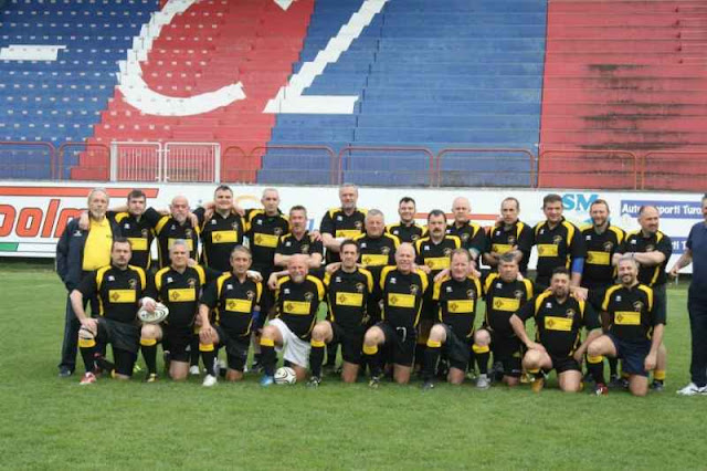 Decennale Old Avezzano Rugby
