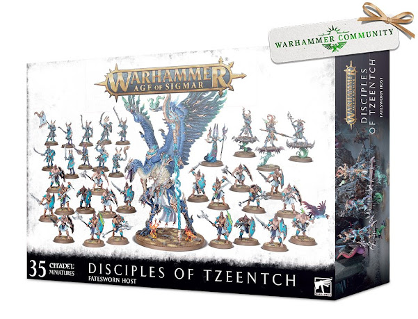 battleforce 2020 Tzeentch