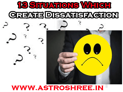 astrologer for dissatisfaction solutions