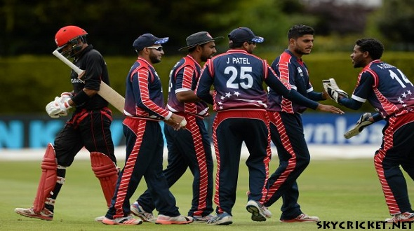 ICC WCL Division 4 hosted by USA