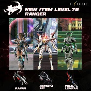 Senjata RF Online Remastered