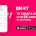 Gana 5€ GRATIS con Bnext sin hacer nada