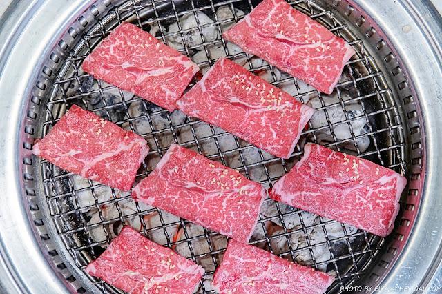 MG 3706 - 熱血採訪│台中人氣日式炭火燒肉吃到飽!限時加價不用百元就能享有和牛吃到飽,還有比臉大牛排任你吃