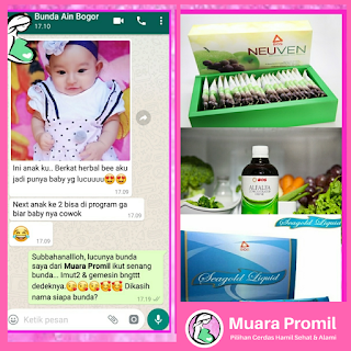 muara promil herbal bee