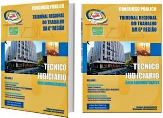 Apostila concurso TRT 6 região PE 2017