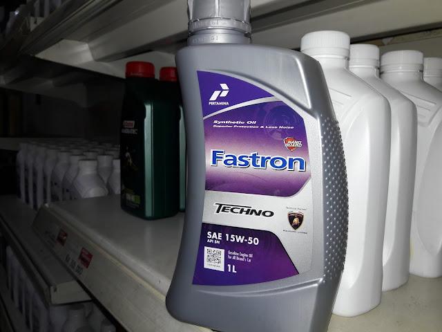 Harga Fastron Techno 15w50