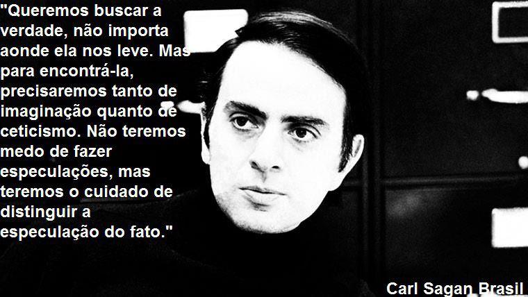 Ideias Embalsamadas Frases De Ateus 2 Carl Sagan