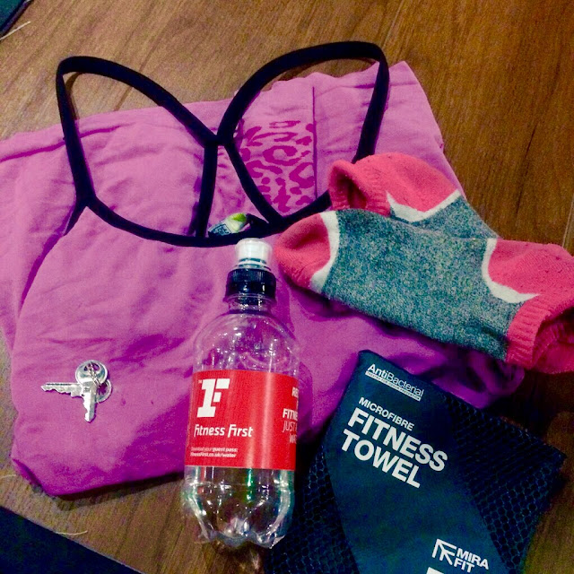 #FitnessFirstDropIn at Fitness First, Tottenham Court Road