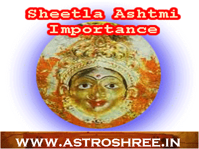 astrologer for sheetla ashtmi pooja