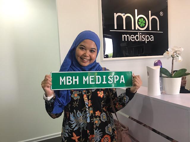 MBH Medispa Manjung Kini Telah Dibuka