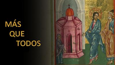 Evangelio según san Marcos (12, 38-44): Más que todos