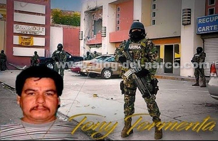 """Eran mas de 600 MARINOS, la orden era eliminarlo por que """"Tony Tormenta"""" y su grupo """"Escorpiones"""" eran cabrones"""