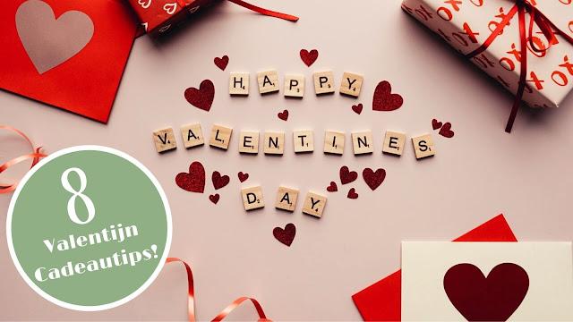 Cadeautips Valentijnsdag