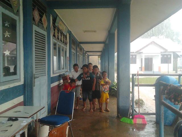 29 Sekolah di Aceh Jaya Terendam Banjir