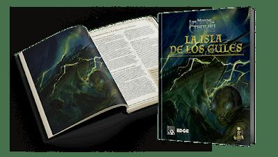 LA ISLA DE LOS GULES