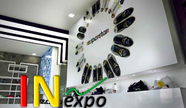INTERIOR ADIDAS OFFICE AT ADIDAS FACTORY SERANG BANTEN Inexpo Konrtaktor Booth Pameran