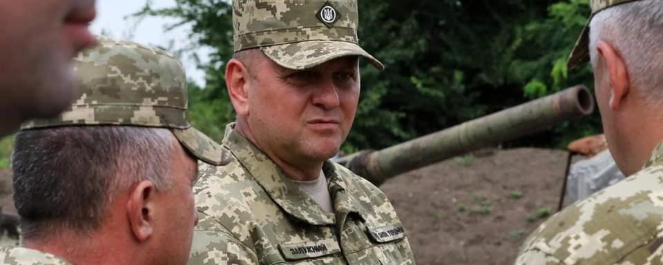 Головнокомандувач ЗСУ заборонив політикам відвідувати Донбас