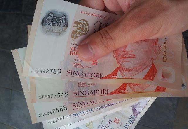 1. Mata Uang Singapura