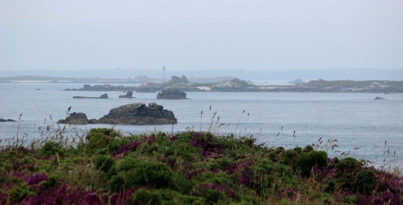 Wyspa Molène w odcieniach szarości/ L'Ȋle de Molène dans les tons gris
