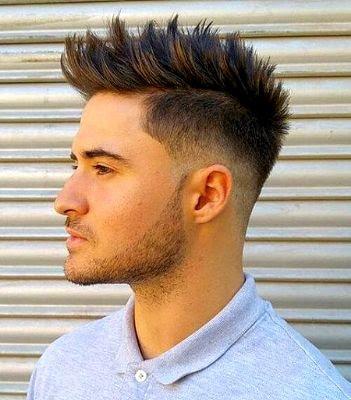 35 Modern Haircut For Men in 2020 - Modern side part Haircut