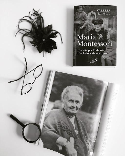 foto Maria Montessori biografia libro