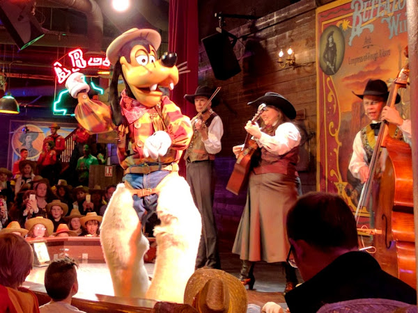 Disneyland Paris: Buffalo Bill's Wild West Show