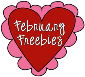 Check out the February Freebies link up for free seasonal teaching resources!