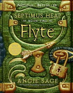 dan berusaha biar Kuasa Jahat kembali ke Kastil Septimus Heap Flyte PDF Buku 2 Karya Angie Sage