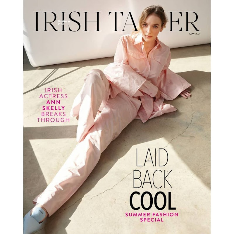 Ann Skelly Clicked in Irish Tatler Magazine - May-2021