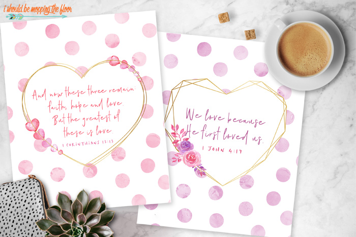 Valentine's Scriptures