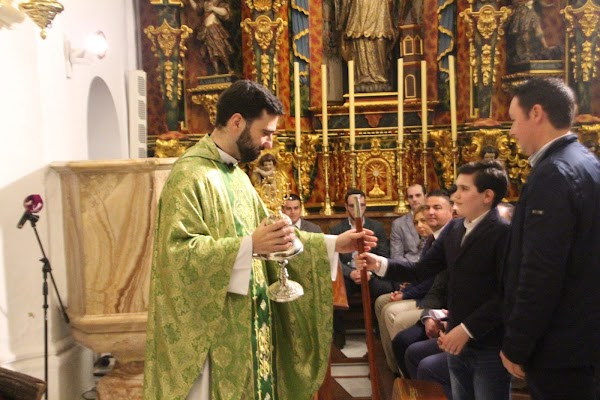 El canal 13TV retransmitirá la misa del día de la Virgen de Araceli el primer domingo de mayo
