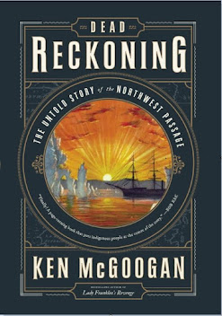 Peter Mansbridge says hey to Dead Reckoning