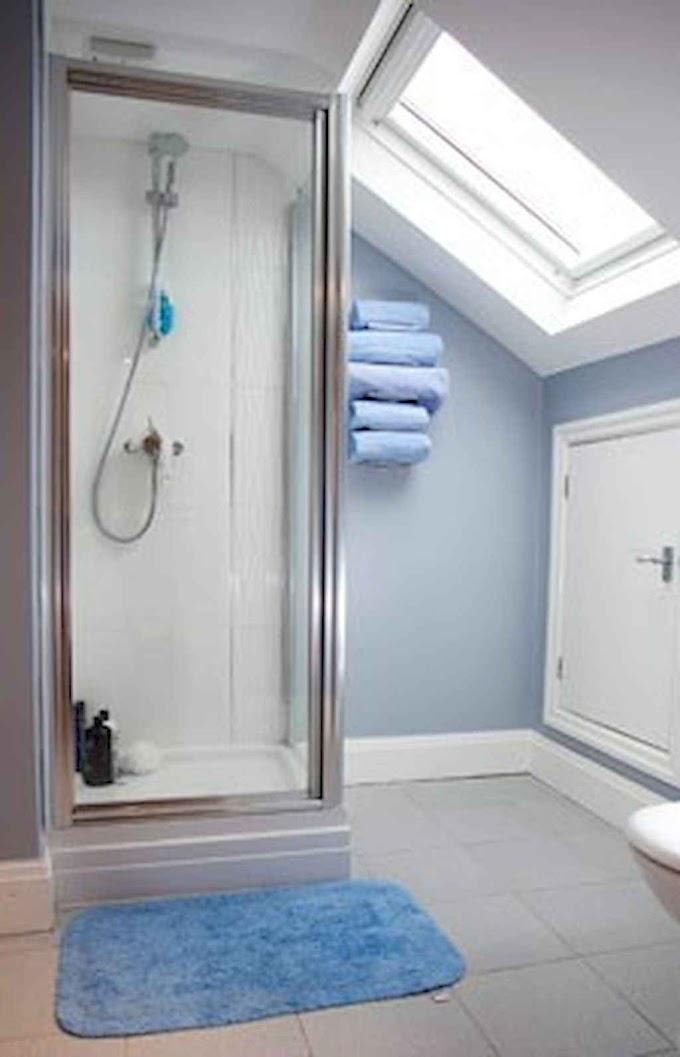 90 Attic Bathroom Makeover Ideas on A Budget