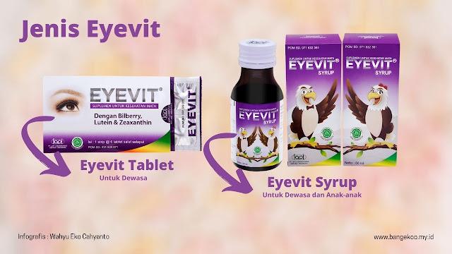 eyevit tablet dan eyevit syrup