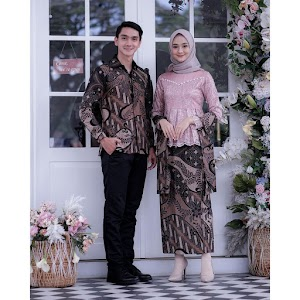 Batik Couple Najwa