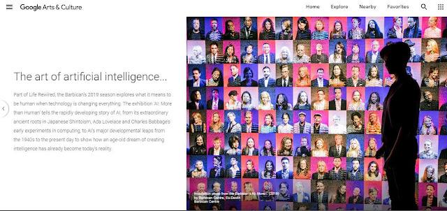 AI More Than Human