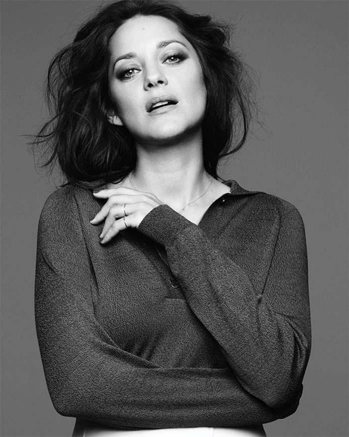 Marion Cotillard : ELLE - 16 Décembre 2016