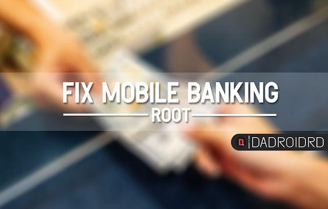 Fix Mobile Banking Android yang tidak bisa di gunakan ketika ROOT Fix Mobile Banking Android yang tidak bisa di gunakan ketika ROOT