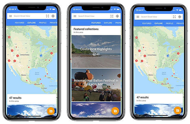 google-street-view-app-gets-support-for-iphone-x