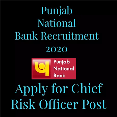 Punjab-National-Bank-Recruitment-2020-Apply-for-Chief-Risk-Officer-Post