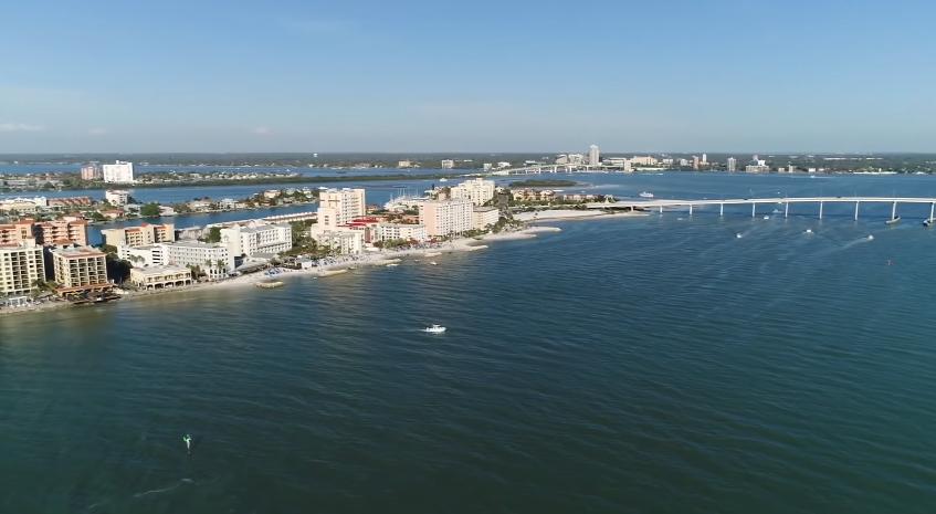 Clearwater Beach, Florida, USA