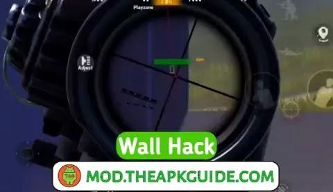 battleground mobile india wall hack download