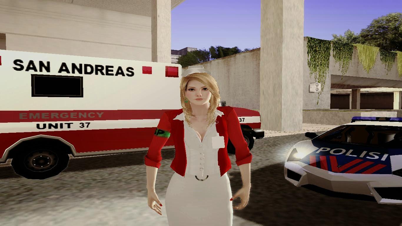 Lisa Garland Gta San Andreas