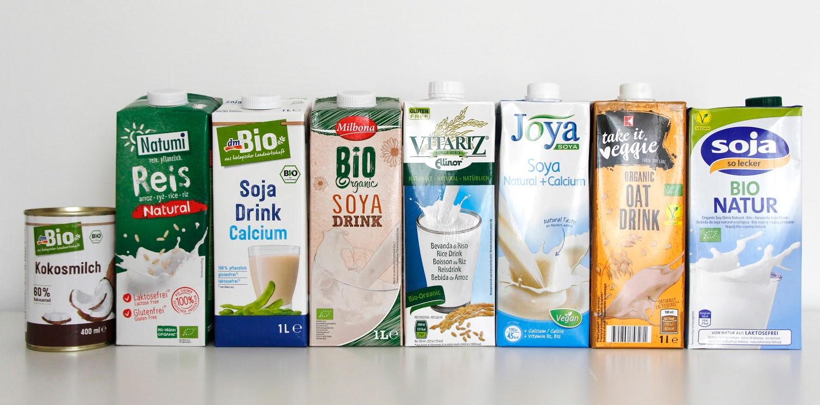 Alternativy mléka